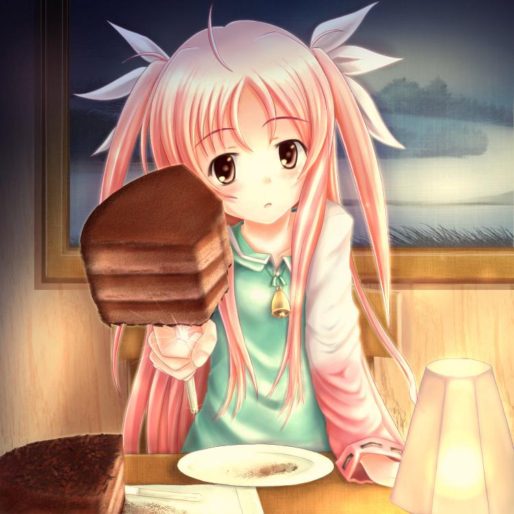 ベイクドベルギーチョコケーキ〜星名ななみ