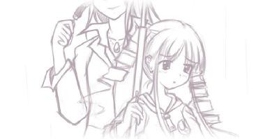 thumbnail-normal-練習絵〜ジェラルド&りりか