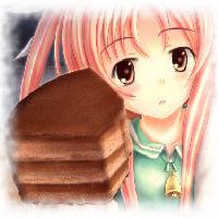 thumbnail-mini-ベイクドベルギーチョコケーキ〜星名ななみ