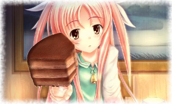 サムネイル画像 - ベイクドベルギーチョコケーキ〜星名ななみ
