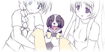 thumbnail-normal-鷹月ニーソックス〜鷹月殿子&八乙女梓乃