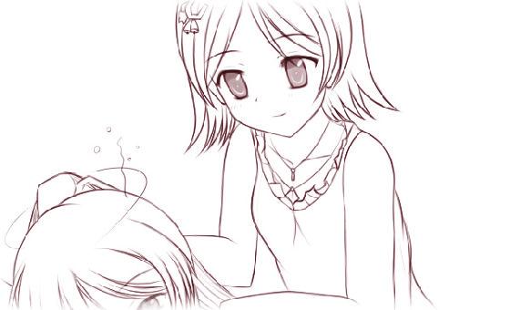 サムネイル画像 - 眠るみやびー〜風祭みやび&リーダ