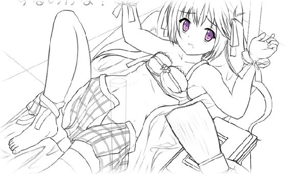 サムネイル画像 - 亜紗ちゃんで遊ぼう!〜風戸亜紗(下書き)