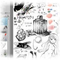 thumbnail-mini-クリタという謎ソフト(落書き)