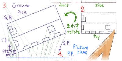 thumbnail-normal-果ての果て〜透視図法の練習
