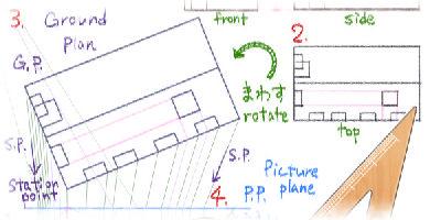 thumbnail-normal-果ての果て(修正)〜透視図法の練習